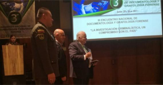 III Encuentro Nacional de Grafología y Documentología Forense